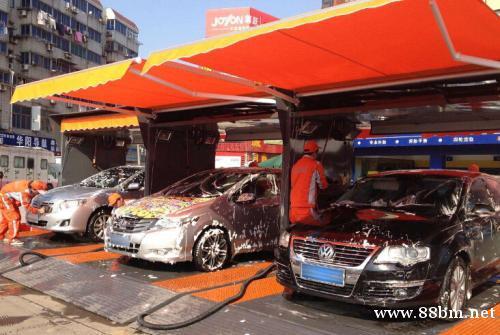 开一家洗车店多少钱?洗车加盟大概要多少钱